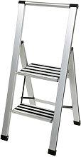 Escalera Aluminio 2 Peldaños - Trends Home