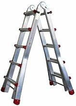 Escalera Telescopica Aluminio