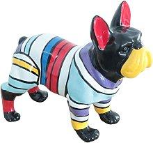 Escultura de bulldog francés CABOT