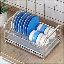 Escurridor de platos Racks de encimera de cocina