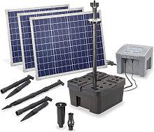 Esotec - Conjunto de filtros de estanque solar
