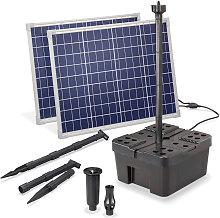 Esotec - Conjunto de filtros solares para bombas