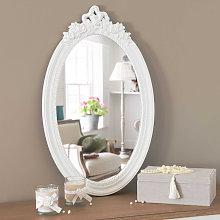 Espejo blanco 40x65