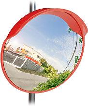 Espejo convexo, 60cm, Irrompible, Resistente,