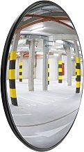 Espejo convexo de señalización seguridad