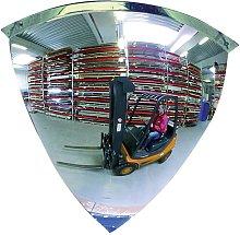 Espejo convexo esférico 90° D800