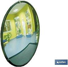 Espejo convexo interiores 45cm