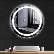Espejo de baño con luz, espejo de baño con luz,