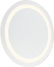 Espejo de baño moderno redondo LED IP44 - MIRAL