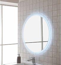 Espejo de baño redondo con iluminación 178046 |