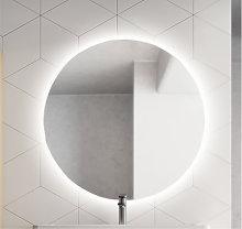 Espejo de Inve Arlequín redondo con Led perimetral