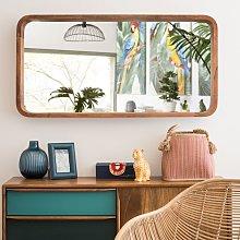 Espejo de mango 62x120