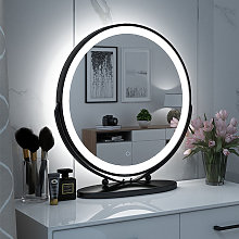 Espejo de maquillaje Espejo cosmética con