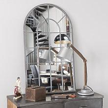 Espejo de metal 110x65