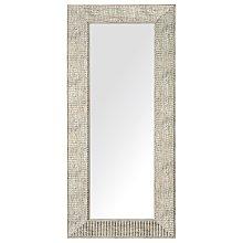 Espejo de pared 50x130 cm dorado VOIRON