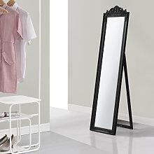 Espejo de pie - 160x40 cm - Espejo de suelo -