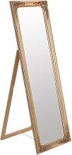 Espejo De Pie Oro 160cm