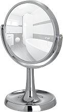 Espejo de pie para la cosmética Rosolina cromo -