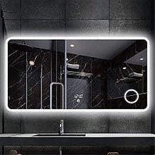 Espejo de tocador Iluminado para baño, LED de