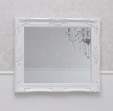 Espejo decorativo Grigoria estilo Barroco marco