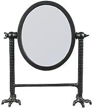 Espejo Falcón Negro