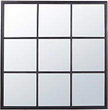 Espejo negro 118x118