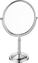 Espejos de maquillaje de pie, espejo de tocador de