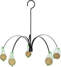 Esschert Design Comedero para pájaros palmera
