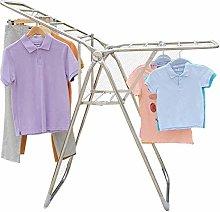 Estable plegable durable de lavandería rack