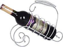 Estante de exhibición de Botellas de Vino,