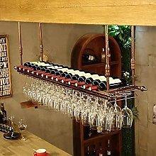 Estante de exhibición de Vino, Estante de Copa de