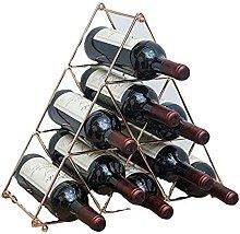 Estante de exhibición de Vino, Estante de