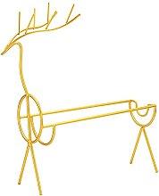 Estante de Hierro Forjado Golden Elk para 1