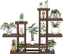 Estante de Plantas de Flores Soporte Bastidor de