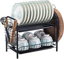 Estante para secar platos Estante de cocina de 2/3
