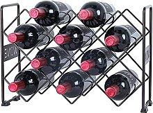 Estante para vinos para 10 Botellas, Estante de