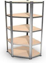 Estantería modular de angulo de metal - Carga