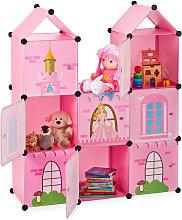 Estantería modular infantil, Castillo de