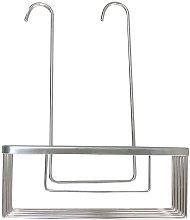 Estantería para ducha de Bruntec acero 28x10x37cm