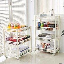 Estantes de Cocina, Eco-friendly de 4 capas