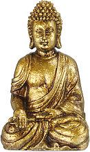 Estatua Buda Jardín, Resistente a la Intemperie y