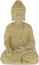 Estatua Buda Sentado, 30 cm, Figura Jardín,