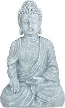 Estatua Buda Sentado para Jardín, Resina