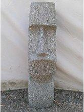 Estatua De Piedra Volcánica Isla De Pascua Moái