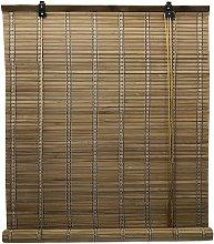Estor de Bambú Enrollable, Persiana Manual 100%