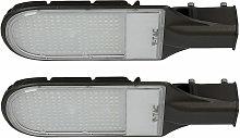 Etc-shop - 2x Farola LED para exterior 100 W