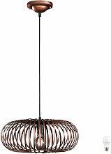 Etc-shop - lámpara colgante retro comedor de