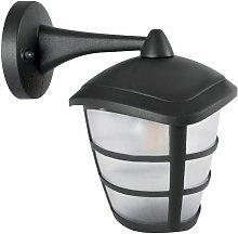 Etc-shop - Lámpara de pared exterior con control