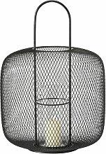 Etc-shop - Luz de viento linterna de vidrio luz de