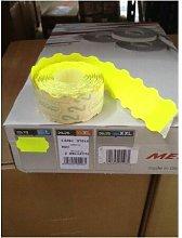 Etiqueta Adhesiva 32X19Cm Amarillo Fluorescente